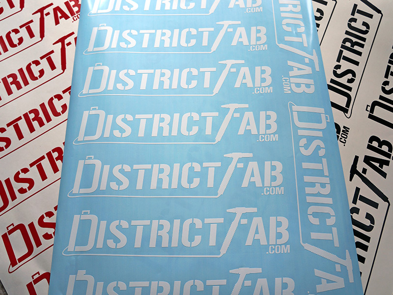 Custom Die Cut Stickers Decals Beaverton