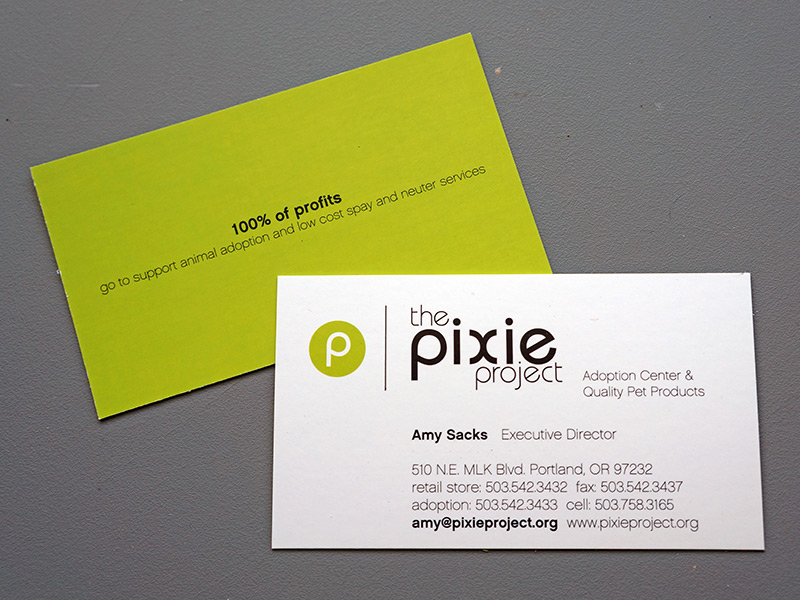 Custom 16pt Thick Business Cards