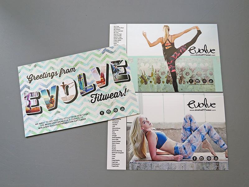 Oversized Custom Post Cards Product Information Cards Tigard Tualatin Oregon